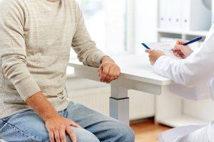 visita per disfunzione erettile